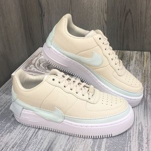 NIKE AF1 JESTER XX light cream/ghost aqua-white Wo